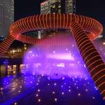 """The Fountain of Wealth, Suntec City"" by williamcho"