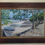 """Playa de Caldera Puntarenas"" by belladiazpaints"