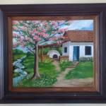 """Casa Típica 3"" by belladiazpaints"