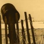 """Art homage, Andrew Wyeth, Aberdeen, South Dakota"" by davidleeguss"