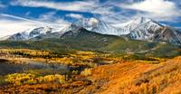 Mount Sopris Panorama