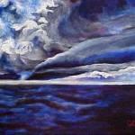 """He Calms the Storm"" by CDarleneCollins"