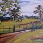 """Jamaican Coconut Grove"" by CDarleneCollins"