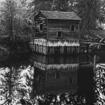 """Homage,Thoreau, ""Waldon,"" ghost town,  Jardine, MT"" by davidleeguss"