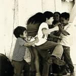 """Lit, Walt Whitman, ""Song of Myself,"" Hispanic kids"" by davidleeguss"