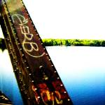 """Bridge graff"" by exprime_toi"