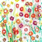 """""""Flowers of Light, print of a watercolor painting"""" by ArtSamadhi"""
