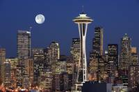 Seattle Full Moon