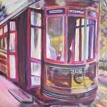 """St Charles Street Car"" by CDarleneCollins"