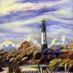 """Lighthouse 2"" by CDarleneCollins"