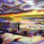 """""""Sunset Beach"""" by CDarleneCollins"""