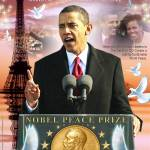 """2009 Nobel Peace Prize Laureate"" by DonThornton"