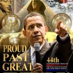 """""""Proud Past Great Future"""" by DonThornton"""