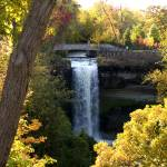 """minnehaha-falls"" by Gaylefleming"