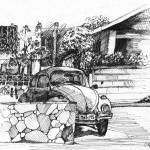 """VW Bug"" by oritshilon"