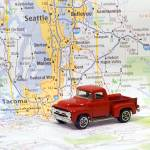 """map_seattle_truck"" by christopherboswell"