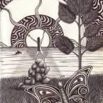 """""""Mystery"""" by ApplebaumVisionaryArts"""