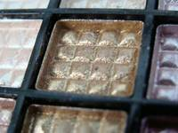 Gold Eyeshadow-Compact