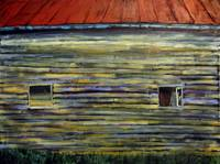 Barn with Two Windows
