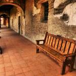 """Capistrano Bench and Breezeway 2"" by esfotoclix"