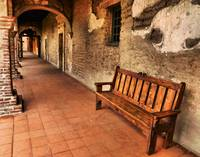 Capistrano Bench and Breezeway 2