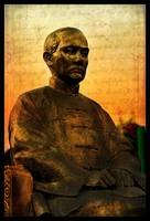 Father Of China Statue