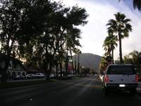 El Paseo Drive in Palm Desert
