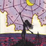 """Luna"" by ApplebaumVisionaryArts"