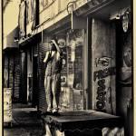 """Coney Island Freak Show - Brooklyn, NY"" by madeline"