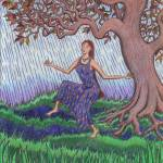 """Autumn Rain"" by ApplebaumVisionaryArts"