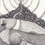 """Sisyphus Revisited"" by ApplebaumVisionaryArts"