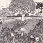 """Consciousness"" by ApplebaumVisionaryArts"