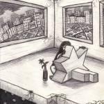 """""""Hide"""" by ApplebaumVisionaryArts"""