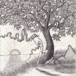 """Free Spirit"" by ApplebaumVisionaryArts"