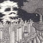 """Bodhi Tree"" by ApplebaumVisionaryArts"
