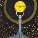 """Keeper of the Stars"" by ApplebaumVisionaryArts"