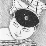 """This is your Mind on Buddha"" by ApplebaumVisionaryArts"