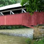 """Covered Bridge Panorama"" by joelpatrick"