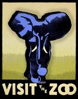 Charging Elephants: Visit the Zoo!
