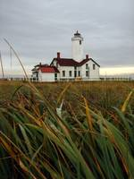 New Dungeness Lighthouse, Sequim, WA