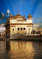 Golden Temple Bright