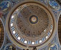 Cupola/Dome of St.Peter's Basilica, Vatican city