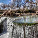 """Water Flowing at Zigler Mill"" by BeautifullyScene"