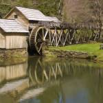 """Mabry Mill, Blue Ridge Parkway"" by ExpressionsOfLight"