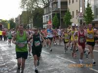 London Marthon 2009
