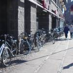 """Bike Scene - Copenhagen City Center"" by VaughnBullard"
