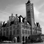 """Union Station Nashville Tennessee"" by framedartprint"