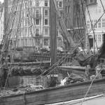 """Moored Boat in Nyhavn"" by VaughnBullard"