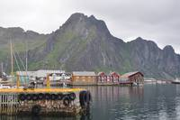 Svolvaer (Lofoten Islands, Norway)