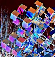 Tufts Sculpture Negative l